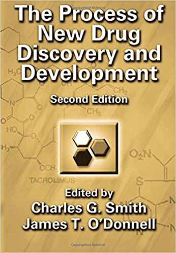 the process of new drug discovery and development second edition smith charles g odonnell james t
