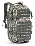 Tactical Backpack - Red Rock Outdoor Gear Assault Pack (Medium, ACU Camouflage)