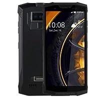 "Doogee S80-5.99"" FHD+ 4G Outdoor Smartphone, 10080mAh Walkie Talkie IP68/IP69K Impermeable/Resistente al Polvo/A Golpes, Helio P23 6GB + 64GB, 16MP+5MP+12MP Cámara, Negro"