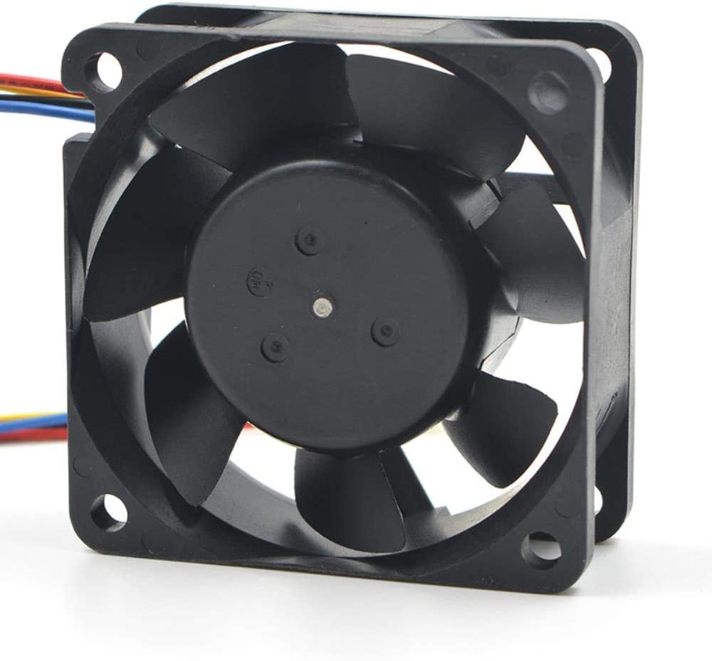 for Yongli 6025 MGT6012UB-025 12V 0.35A 6CM// cm Power Chassis Cooling Fan