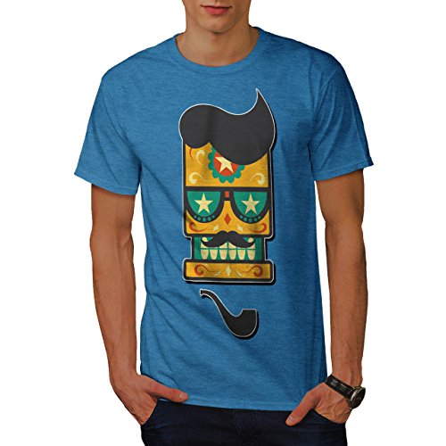 Funny Cartoon Guy Mexican Comic Men NEW L T-shirt | - Guys T-shirt Crowd
