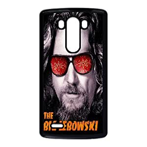 DIY Printed The Big Lebowski hard plastic case skin cover For LG G3 SNQ451998