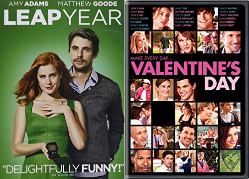 Holiday is for Loving - Leap Year & Valentine's Day 2-DVD Bundle of Love