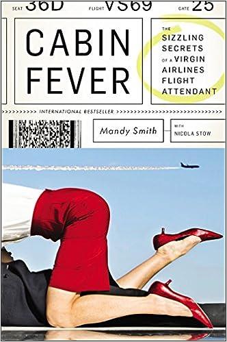 Swinging flight attendant