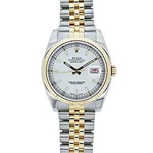 Rolex Datejust automatic-self-wind mens Watch 116233 (Certified Pre-owned)