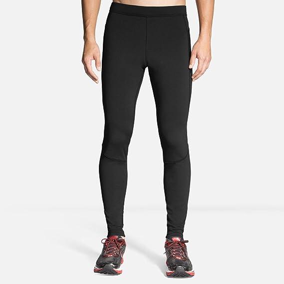 ea20491f20398 Brooks Threshold Running Tight - X Large Black: Amazon.co.uk: Clothing