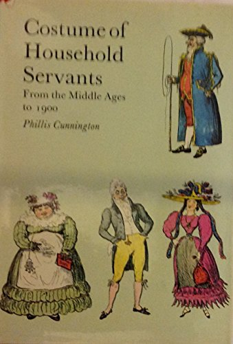 1900 Costumes (Costume of Household Servants, from the Middle Ages to)