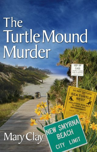 The Turtle Mound Murder (A DAFFODILS Mystery Book 1)