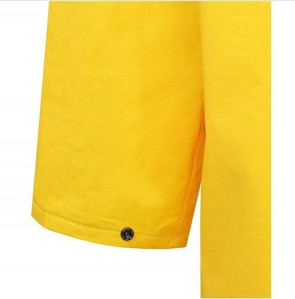 camping poisson camping H/&G Manteau de pluie unisexe en caoutchouc pour voyage
