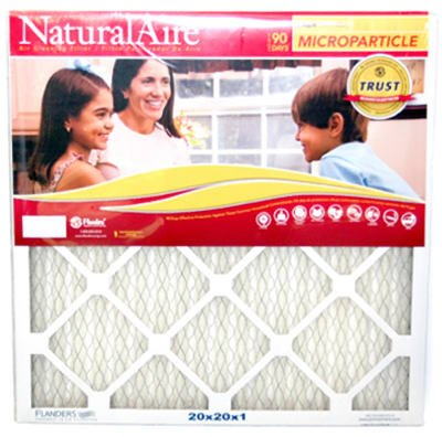 natural aire filter 20x20x1 - 8
