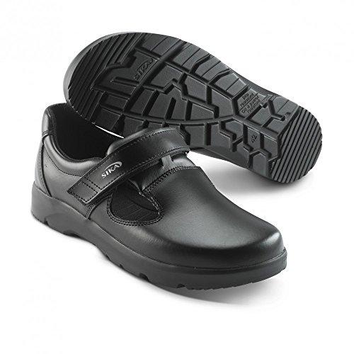 OptimaX sandale sans renfort en acier noir o1 sRA bGR 191