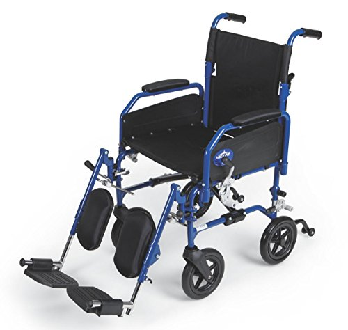 Medline Combination Transport Chair And Wheelchair 18