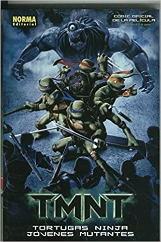 TMNT Tortugas Ninja Jovenes Mutantes: Amazon.es: Murphy y ...