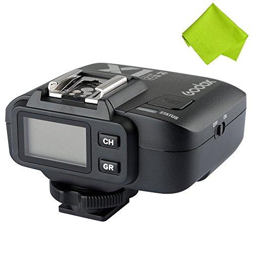 Godox X1N First TTL 2.4 G Wireless Flash Trigger Receiver For Nikon Series Cameras X1N-R