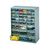 Stack-On DS-39 39 Drawer Storage Cabinet (Gray)
