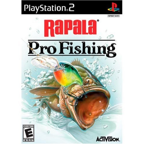Rapalas Pro Fishing - PlayStation (Bass Pro Trophy)