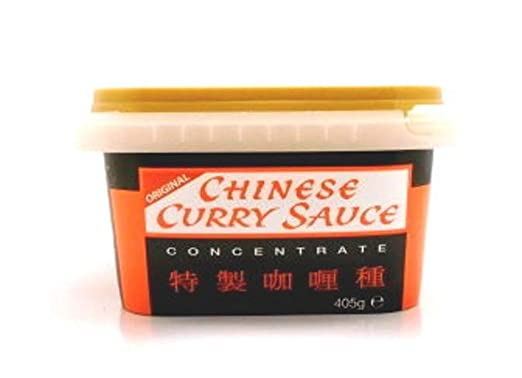 Goldfish Chinese Curry Sauce 405g Pack Of 2