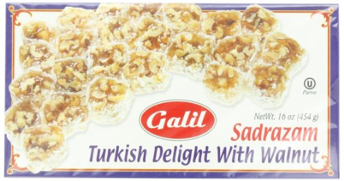 Galil Turkish Delight Walnut 16 Ounce