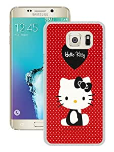 Samsung Galaxy Note 5 Case ,Hot Sale And Popular Designed Case With Red Hello Kitty White Samsung Galaxy Note 5 Screen Case