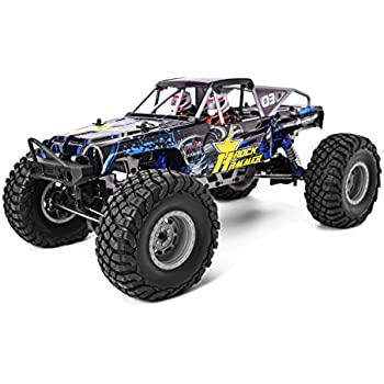 RGT 1/10 Scale RC Crawlers Electric 4wd Off Road Waterproof Climbing Truck, Rock Crawler RTR Racing RR-4