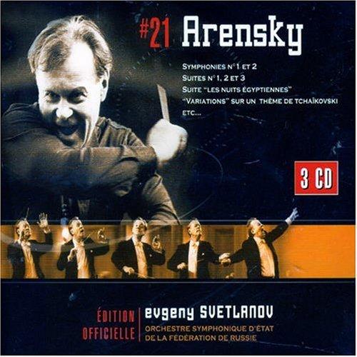 arensky symphony - 5