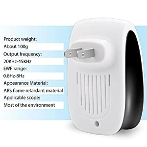 Ultrasonic Pest Repeller White 2 Pack Ultrasonic Pest Repeller Bunnings Force Field Ultrasonic Pest Repeller