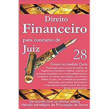 Concurso para Juiz: Direito Financeiro (Portuguese Edition)