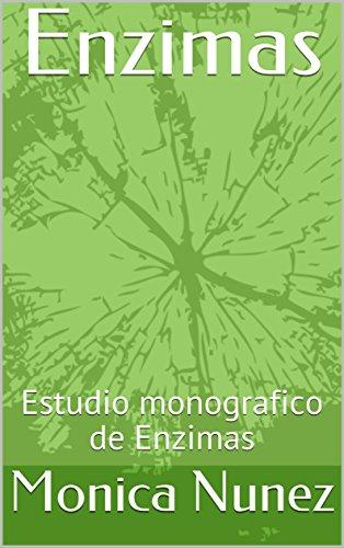 Amazon.com: Enzimas : Estudio monografico de Enzimas (Spanish ...