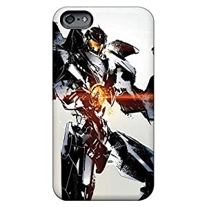 Fashion phone case cover Eco-friendly Packaging Series iphone 4s - pacific rim gypsy danger art