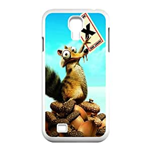 Samsung Galaxy S4 9500 Cell Phone Case White Sid Manny Crash Scrat Diego Cell Phone Case For Girls CZOIEQWMXN25692