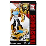 Transformers Toys Heroic Bumblebee Action Figure - Timeless Large-Scale Figure, Changes into Yellow Toy Car - Toys for Kids 6 and Up, 11-inch (Amazon Exclusive)