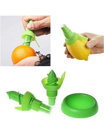 Hilai 1pc limón rociador de Cocina Gadgets del Zumo de Naranja Citrus Spray de Herramientas Manual
