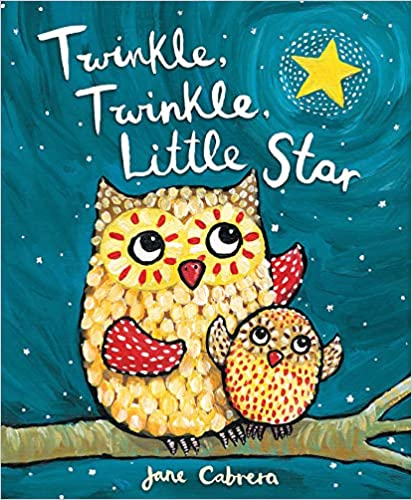 Twinkle, Twinkle, Little Star por Jane Cabrera epub