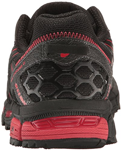 ASICS Men's Gel-Kahana 8 Running Shoe Black/Classic Red/Phantom outlet 100% authentic DZ2w6