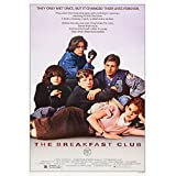 The Breakfast Club Movie Film Cinema A3 Poster / Print / Picture 280GSM Satin Photo Paper by OMG Printing