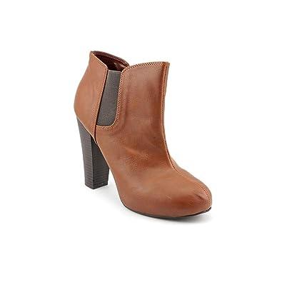 7b7590268488 Madden Girl Zelouss Platform Booties Shoes Womens New Display   Amazon.co.uk  Shoes   Bags