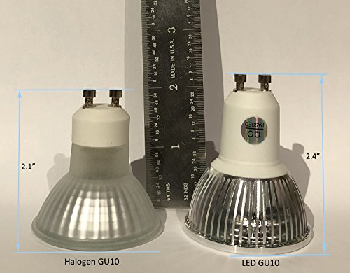 GOOLSUN-5-watt-GU10-LED-COB-Flood-Bulb-Dimmable-90-Beam-Spread-50-watt-Equivalent-500-lumens-CRI-80-AC-120V-24-Length-6-Pack