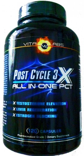Post Cycle 3X PCT by Vital Labs