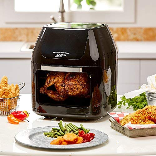 6 QT Power Air Fryer Oven With- 7 in 1 Cooking Features with Professional Dehydrator and Rotisserie by Power AirFryer XL (Image #3)