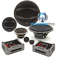 Hertz MPK 163.3 300W Max 4-Ohm 6.5 3 Way Car Audio Speaker Component System