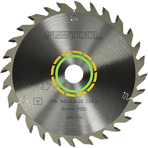Festool 496304 Universal 28-Tooth Saw (Festool Saws)