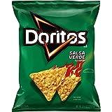 Doritos Salsa Verde Flavored Tortilla Chips, 9.75 Ounce