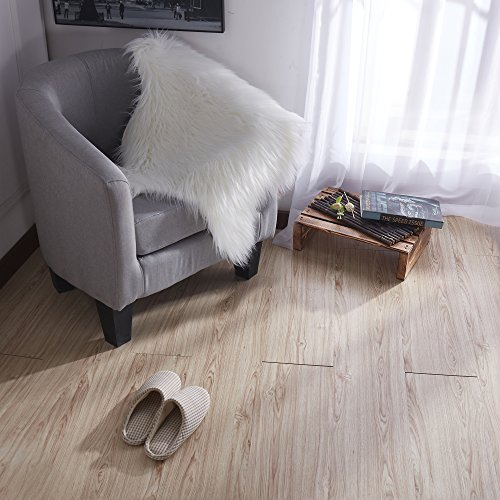ong Pile Sheepskin Rug, 2' X 3'3, White (Carpet Accent)