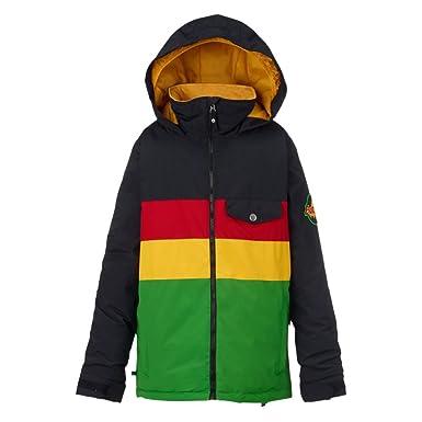 neuer Stil von 2019 attraktiver Stil authentische Qualität Burton Jungen Snowboardjacke Symbol Jacket