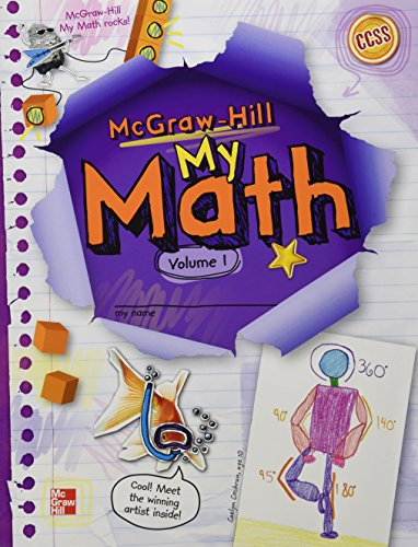 My Math  Grade 5  Vol  1  Elementary Math Connects