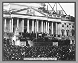 ClassicPix Photo Print 8x10: Inauguration of Abraham Lincoln - March 4, 1861