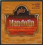GHS Mandolin - Phosphor Bronze, Light, Loop End, .010 - .036, A250
