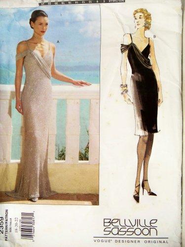 oop-vogue-designer-original-pattern-2359-designer-bellville-sassoon-misses-womens-szs-182022-formal-