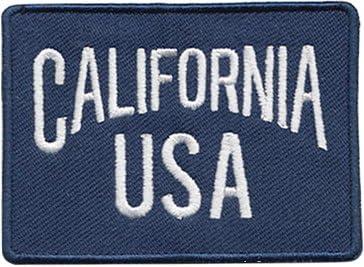 カリフォルニア ワッペン NEW CALIFORNIA WAPPEN アメリカン雑貨