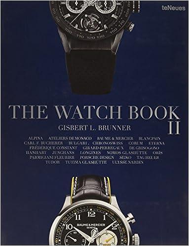 The watch book 2: : Gisbert Brunner: Livres